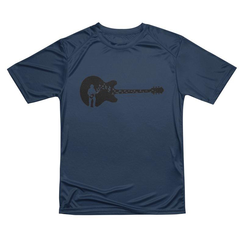 guitar guitarist Women's Performance Unisex T-Shirt by barmalisiRTB