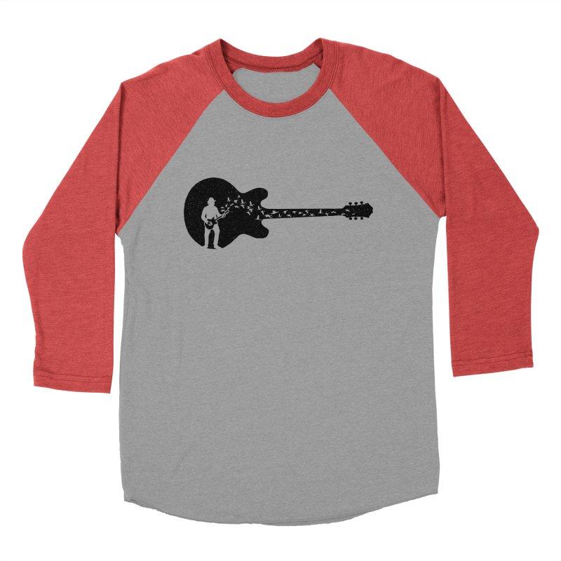 guitar guitarist Men's Longsleeve T-Shirt by barmalisiRTB