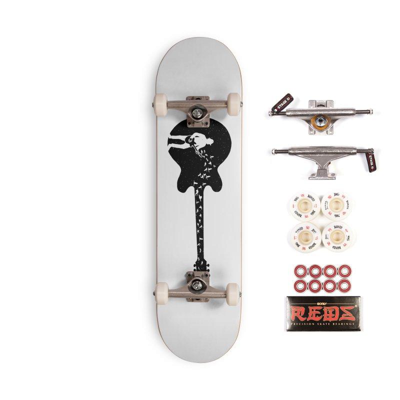 guitar guitarist Accessories Complete - Pro Skateboard by barmalisiRTB