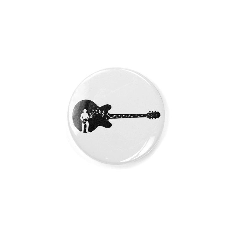 guitar guitarist Accessories Button by barmalisiRTB