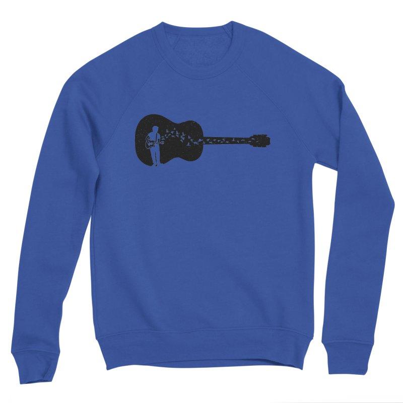 Guitar classical guitarist Women's Sweatshirt by barmalisiRTB