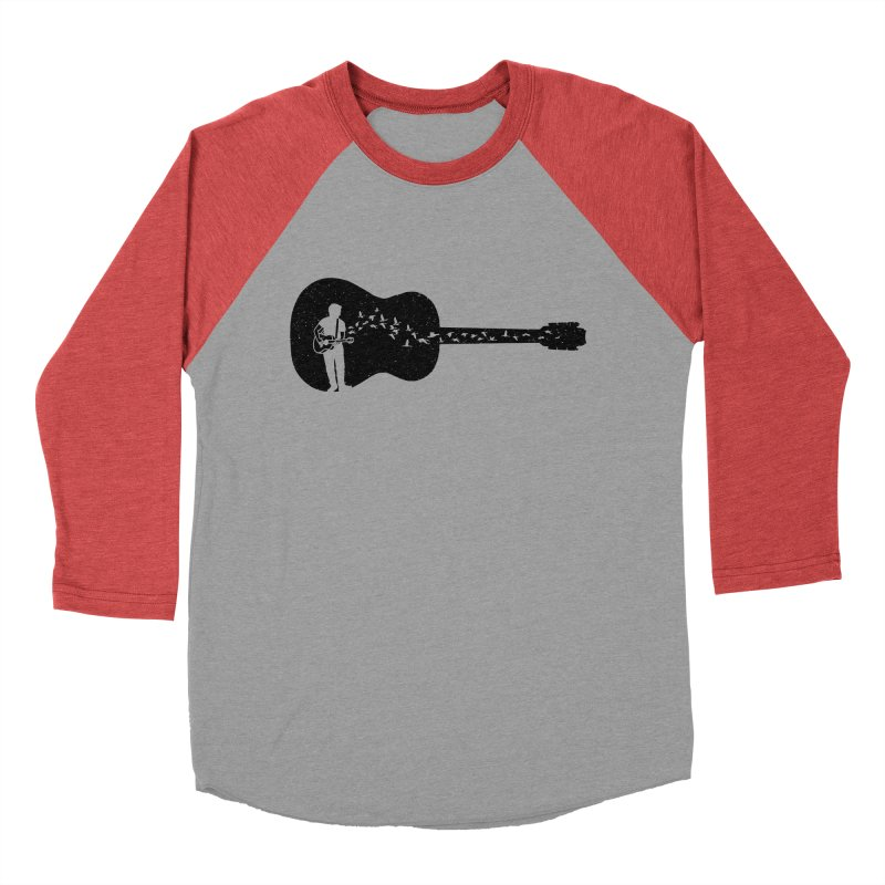 Guitar classical guitarist Men's Longsleeve T-Shirt by barmalisiRTB