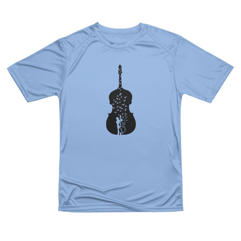 Double bass Men's Performance T-Shirt by barmalisiRTB