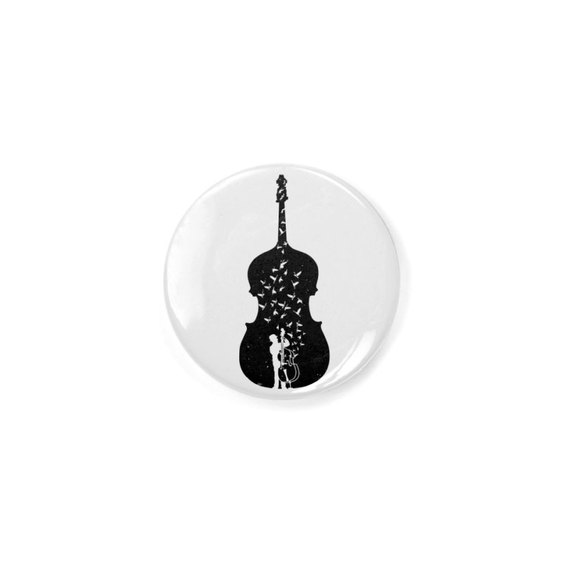 Double bass Accessories Button by barmalisiRTB
