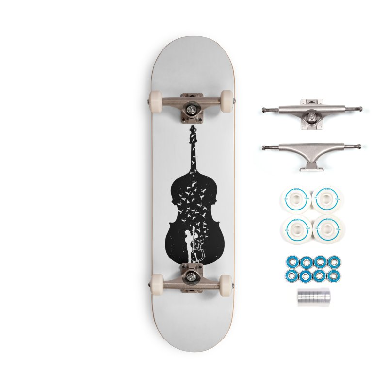 Double bass Accessories Complete - Basic Skateboard by barmalisiRTB