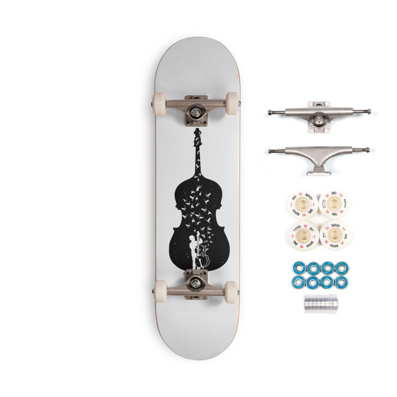Double bass Accessories Complete - Premium Skateboard by barmalisiRTB