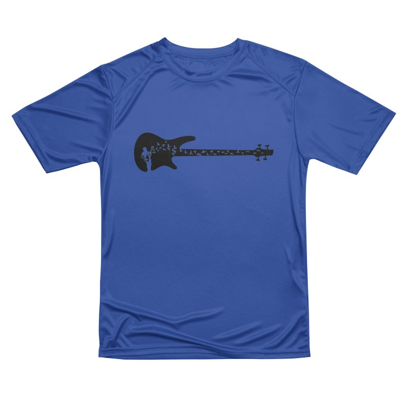 Bass guitar Men's T-Shirt by barmalisiRTB