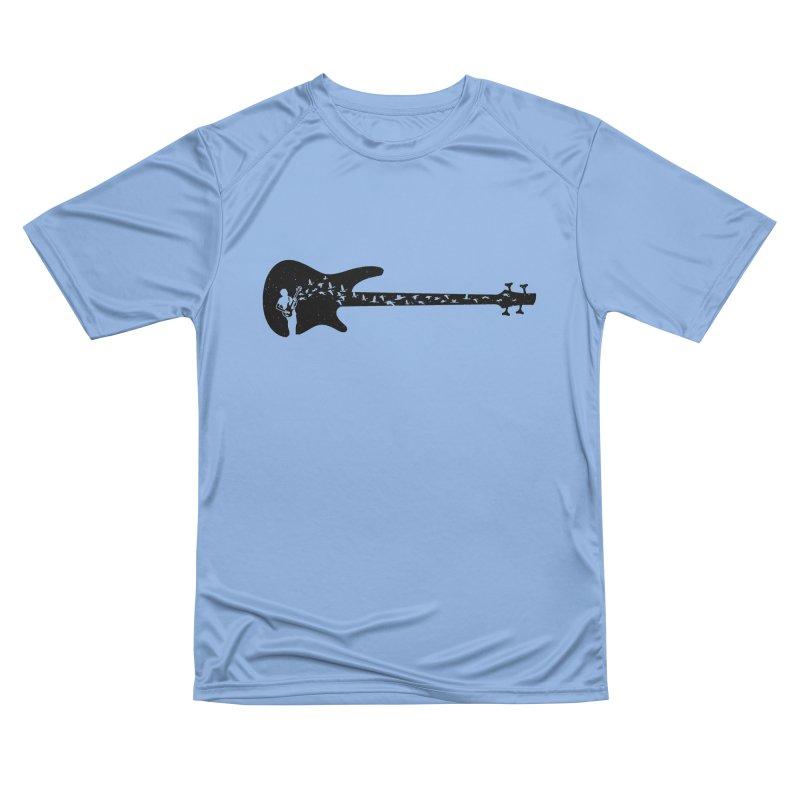 Bass guitar Women's T-Shirt by barmalisiRTB