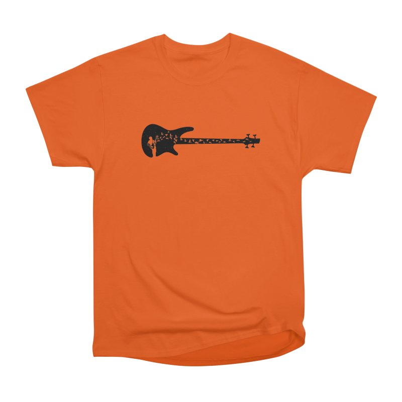 Bass guitar Women's T-Shirt by barmalisiRTB