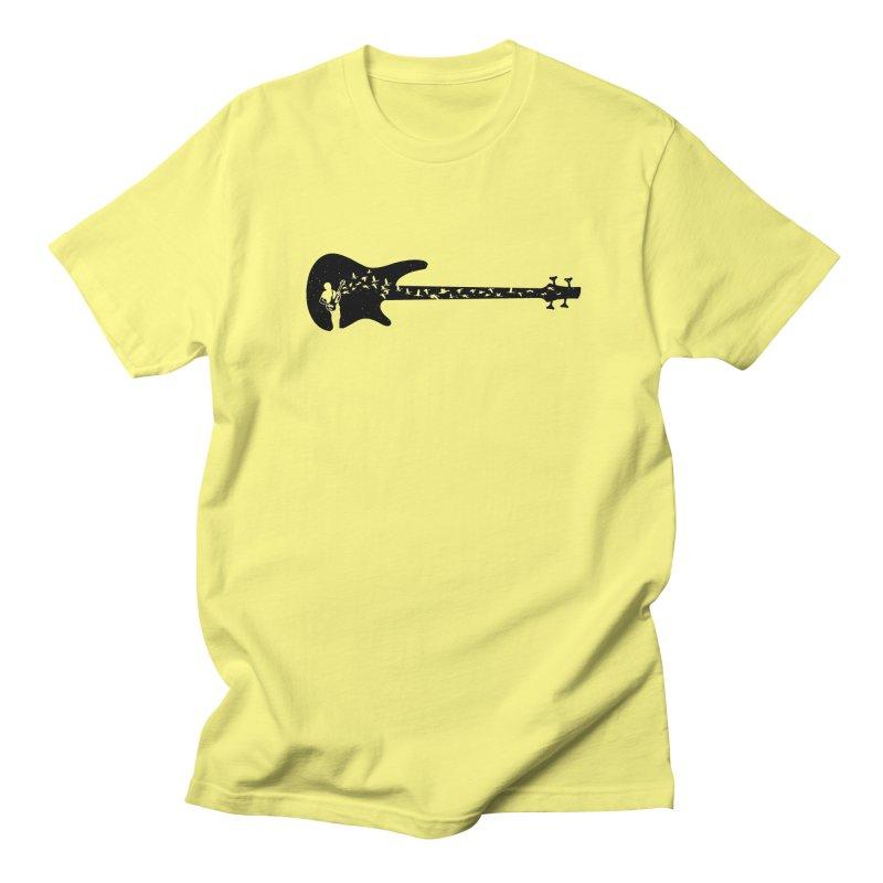 Bass guitar Men's T-Shirt by barmalisiRTB
