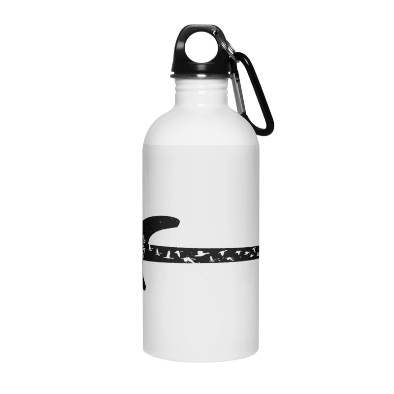 Bass guitar Accessories Water Bottle by barmalisiRTB