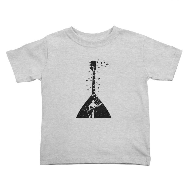 Balalaika Kids Toddler T-Shirt by barmalisiRTB