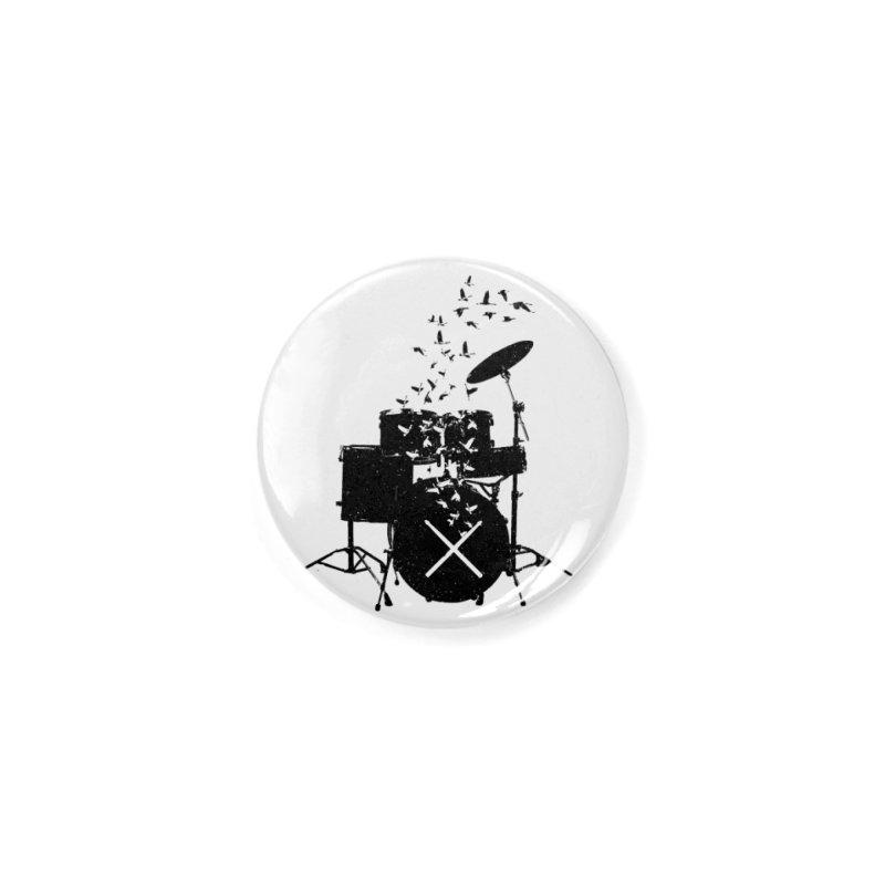 Drum - Drummers Accessories Button by barmalisiRTB