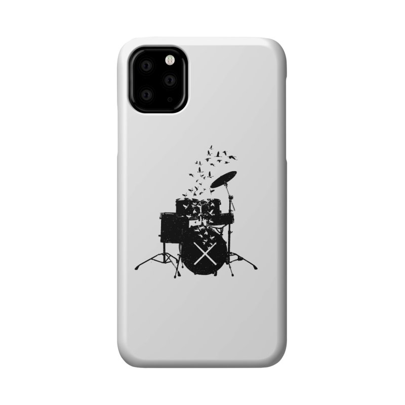 Drum - Drummers Accessories Phone Case by barmalisiRTB