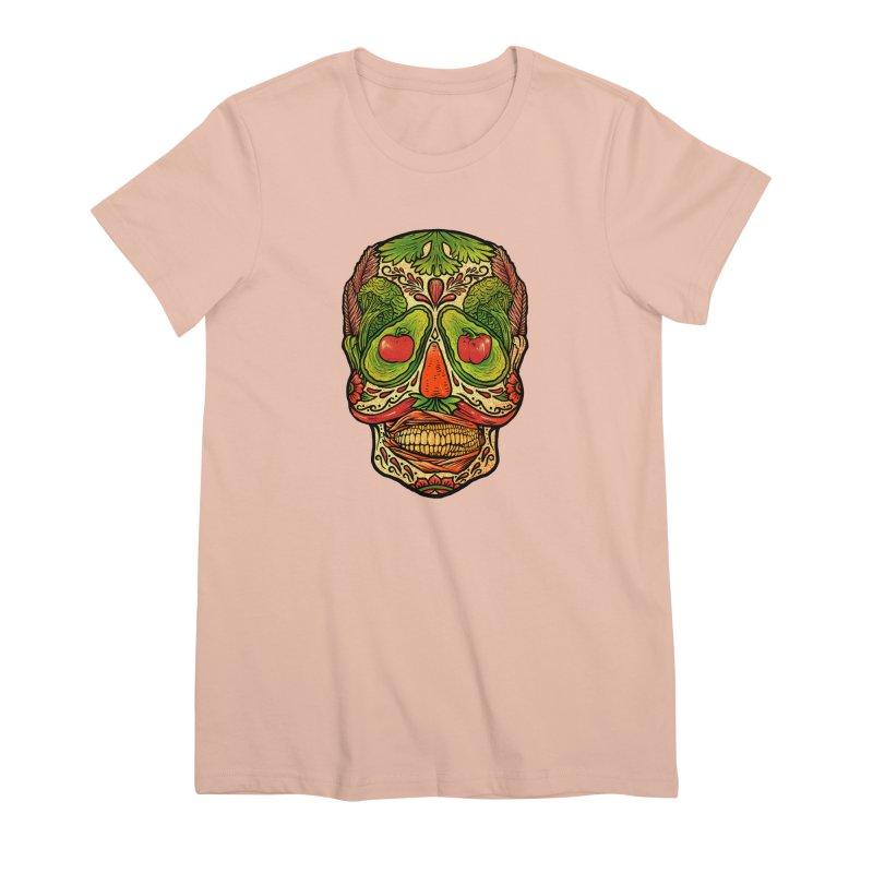 Nutritious delicious Women's Premium T-Shirt by barmalisiRTB