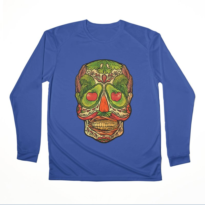 Nutritious delicious Women's Performance Unisex Longsleeve T-Shirt by barmalisiRTB