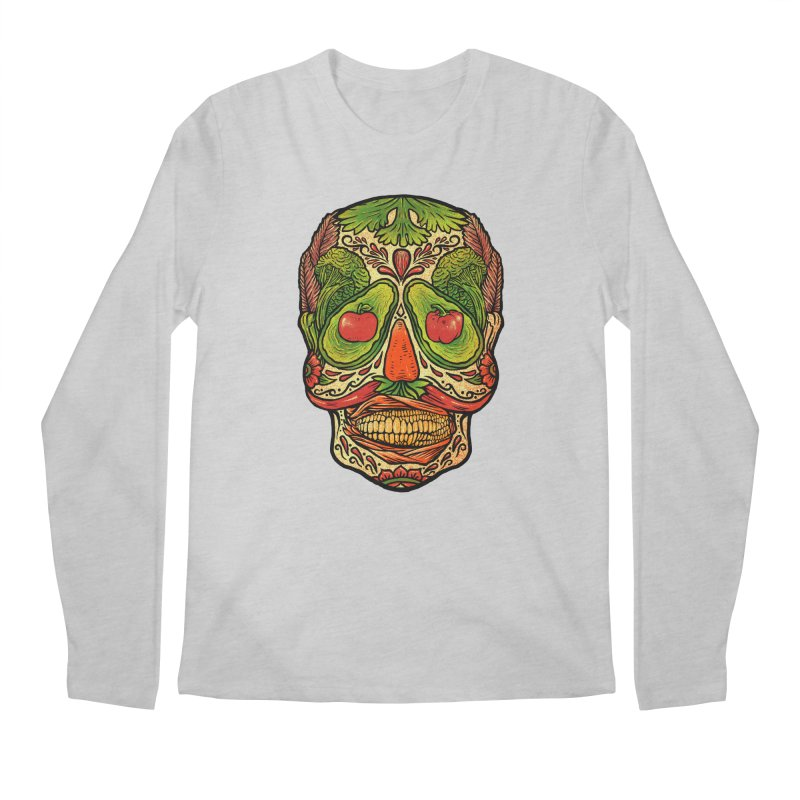 Nutritious delicious Men's Regular Longsleeve T-Shirt by barmalisiRTB