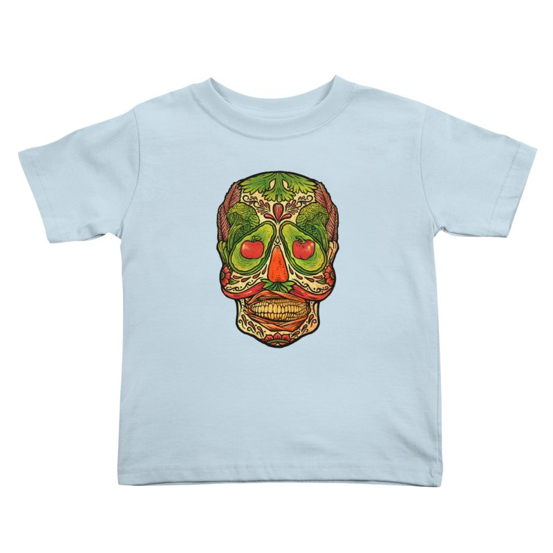Nutritious delicious Kids Toddler T-Shirt by barmalisiRTB