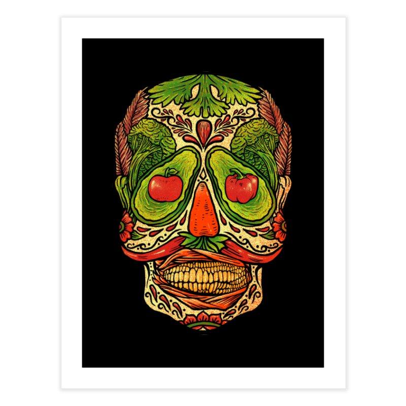 Nutritious delicious Home Fine Art Print by barmalisiRTB