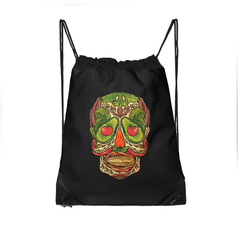 Nutritious delicious Accessories Drawstring Bag Bag by barmalisiRTB