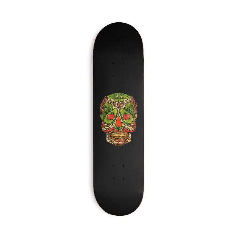 Nutritious delicious Accessories Deck Only Skateboard by barmalisiRTB