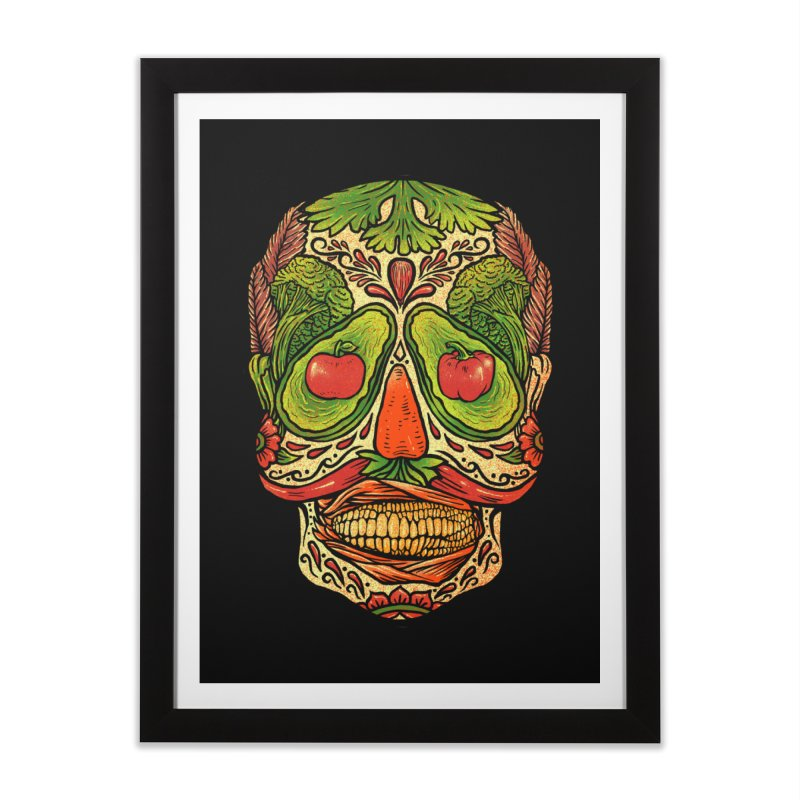 Nutritious delicious Home Framed Fine Art Print by barmalisiRTB