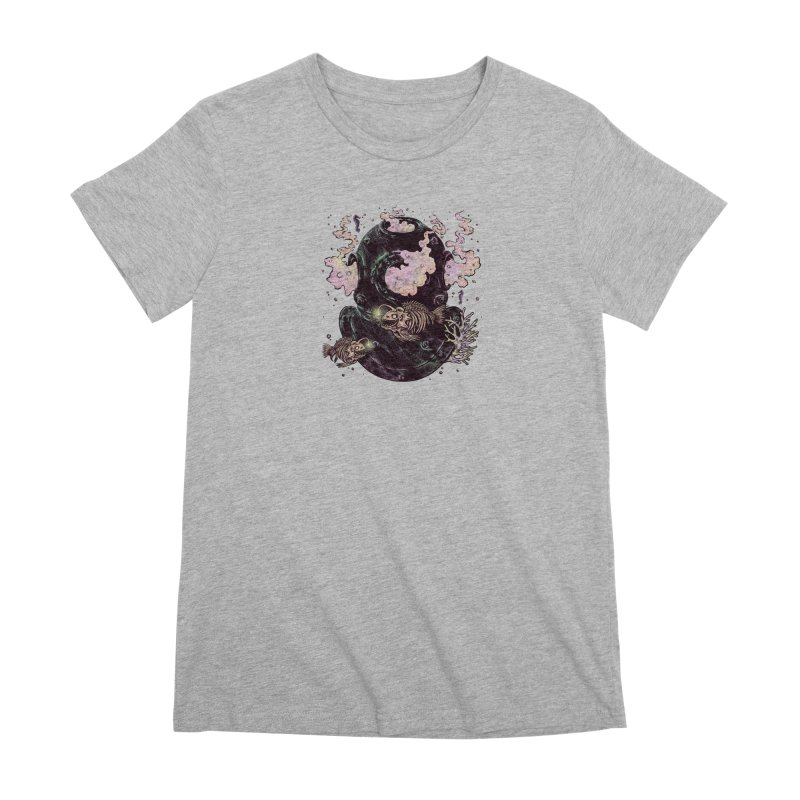 Dive or Die Women's Premium T-Shirt by barmalisiRTB