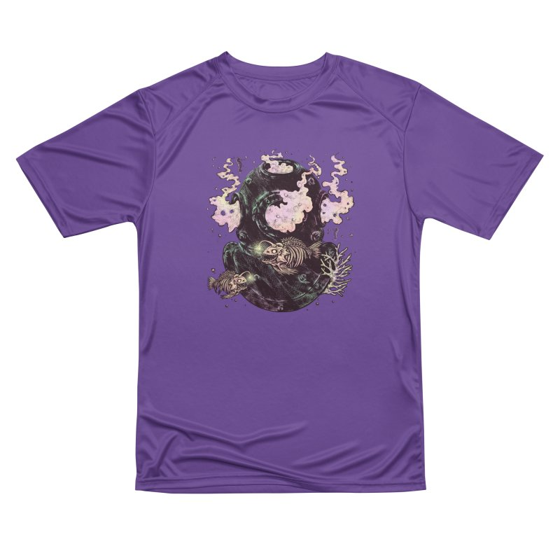Dive or Die Men's Performance T-Shirt by barmalisiRTB