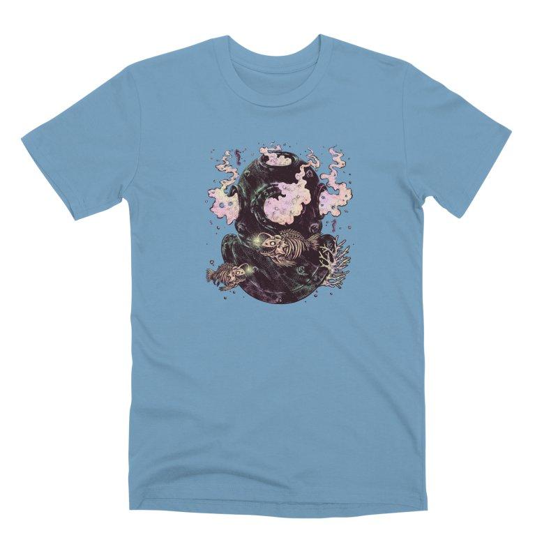 Dive or Die Men's Premium T-Shirt by barmalisiRTB