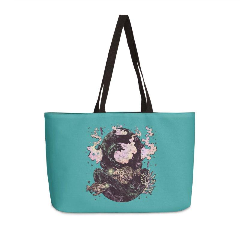 Dive or Die Accessories Weekender Bag Bag by barmalisiRTB