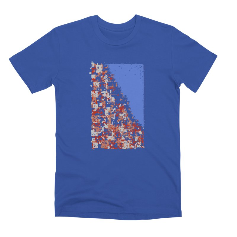 Population Densely Men's Premium T-Shirt by barmalisiRTB