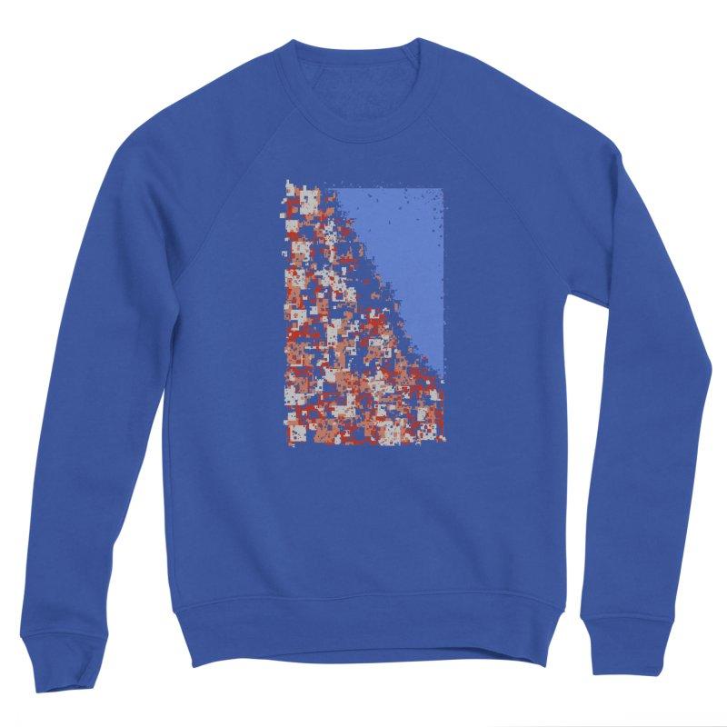 Population Densely Women's Sponge Fleece Sweatshirt by barmalisiRTB