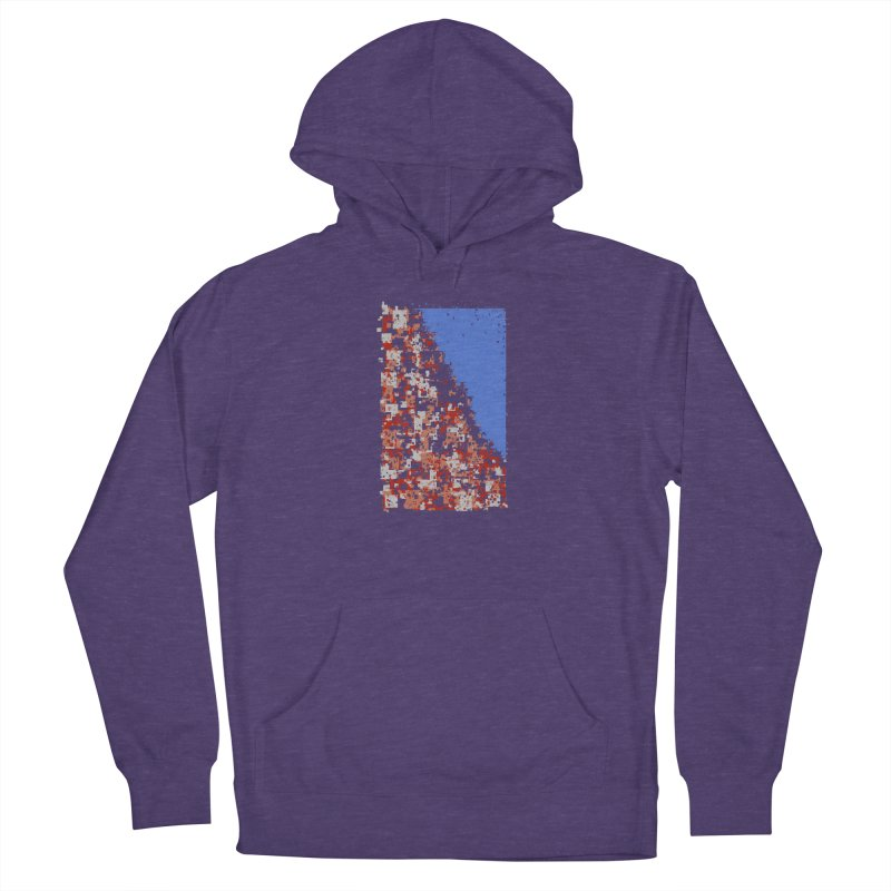 Population Densely Women's French Terry Pullover Hoody by barmalisiRTB