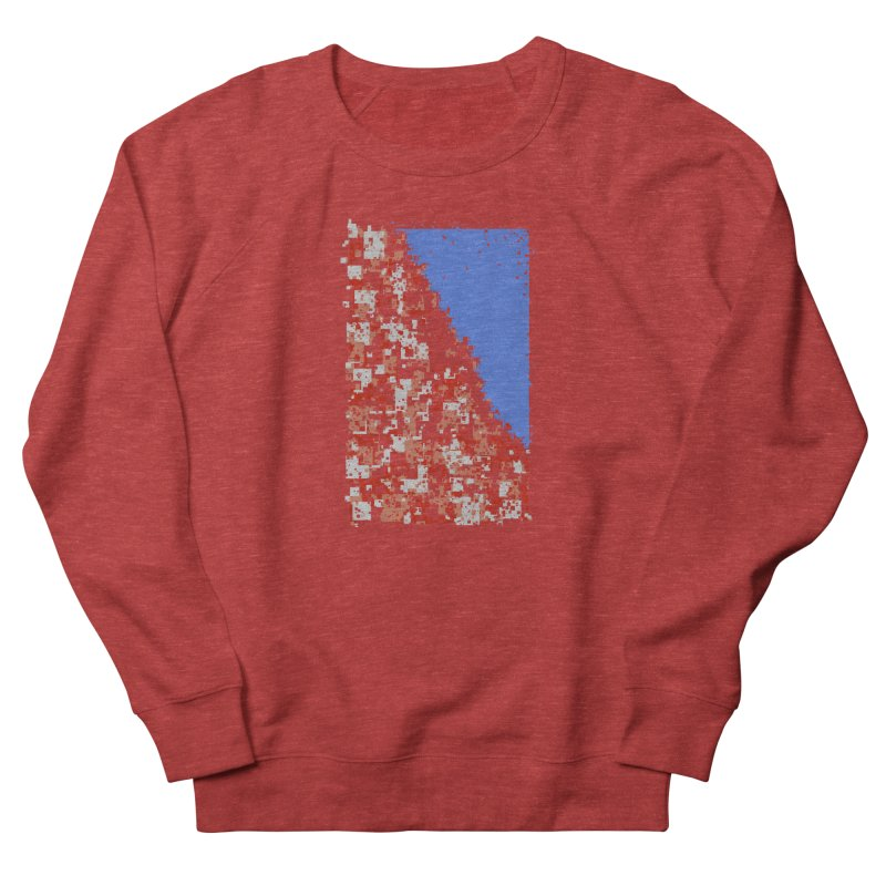 Population Densely Men's French Terry Sweatshirt by barmalisiRTB