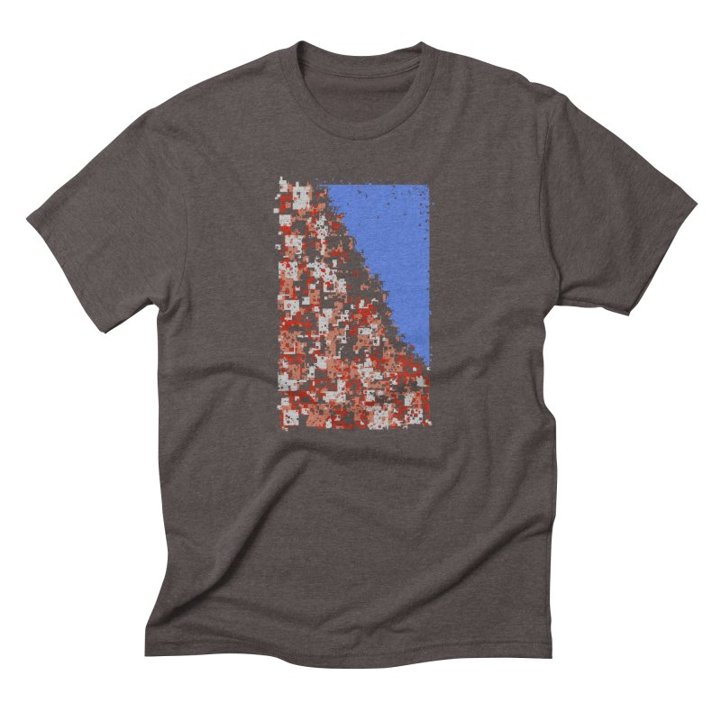 Population Densely Men's Triblend T-Shirt by barmalisiRTB