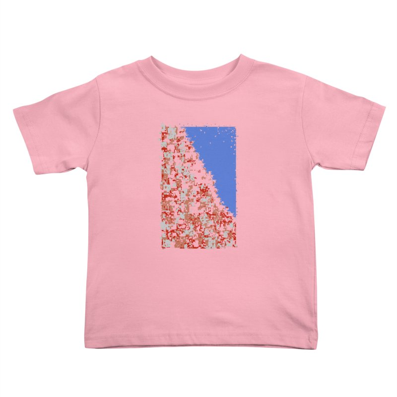 Population Densely Kids Toddler T-Shirt by barmalisiRTB