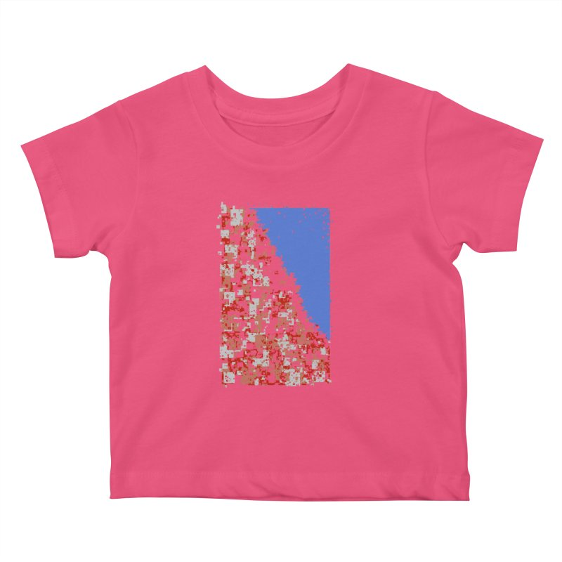 Population Densely Kids Baby T-Shirt by barmalisiRTB