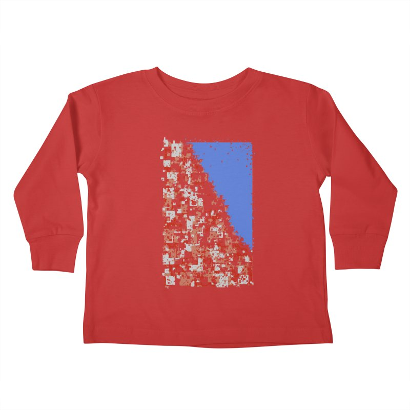 Population Densely Kids Toddler Longsleeve T-Shirt by barmalisiRTB