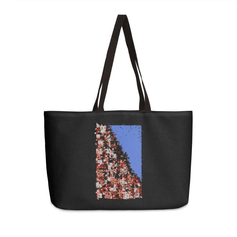 Population Densely Accessories Weekender Bag Bag by barmalisiRTB
