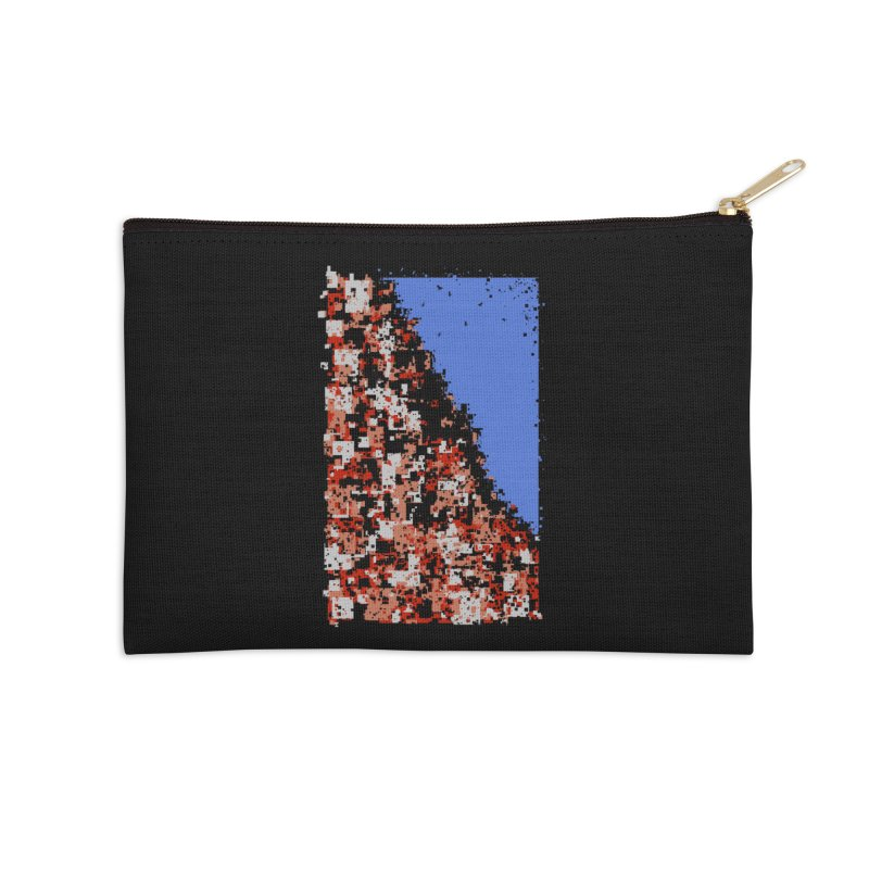 Population Densely Accessories Zip Pouch by barmalisiRTB