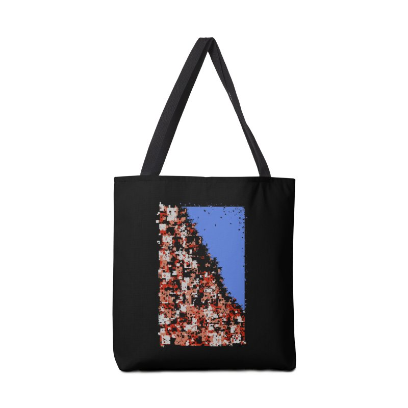 Population Densely Accessories Tote Bag Bag by barmalisiRTB