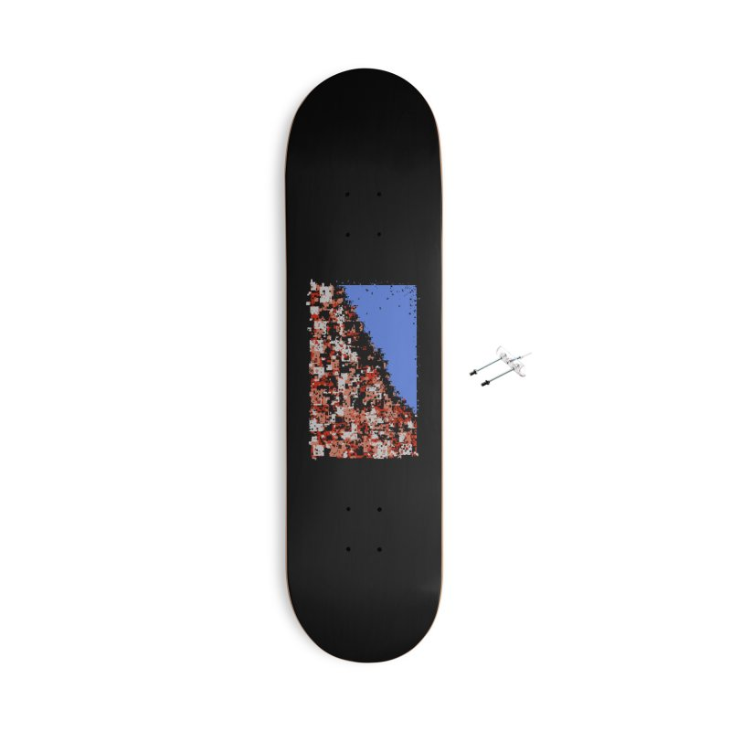 Population Densely Accessories With Hanging Hardware Skateboard by barmalisiRTB
