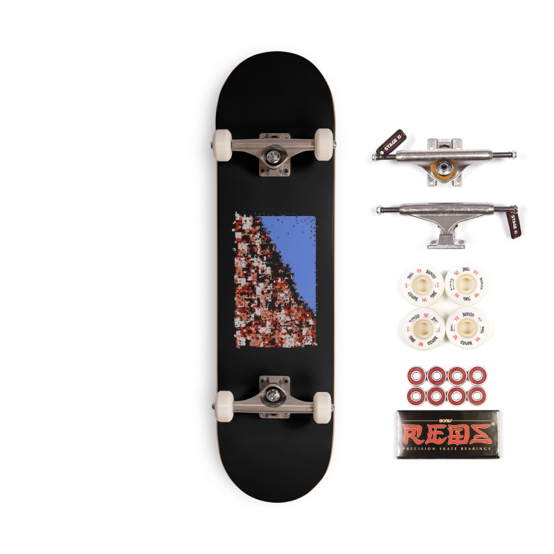 Population Densely Accessories Complete - Pro Skateboard by barmalisiRTB