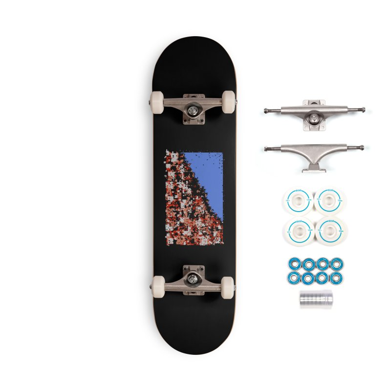 Population Densely Accessories Complete - Basic Skateboard by barmalisiRTB