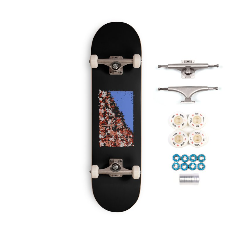 Population Densely Accessories Complete - Premium Skateboard by barmalisiRTB