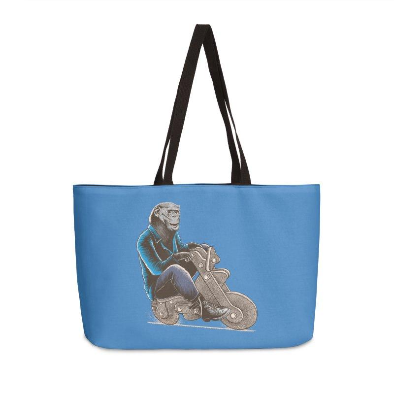 Happy Chimp Accessories Weekender Bag Bag by barmalisiRTB