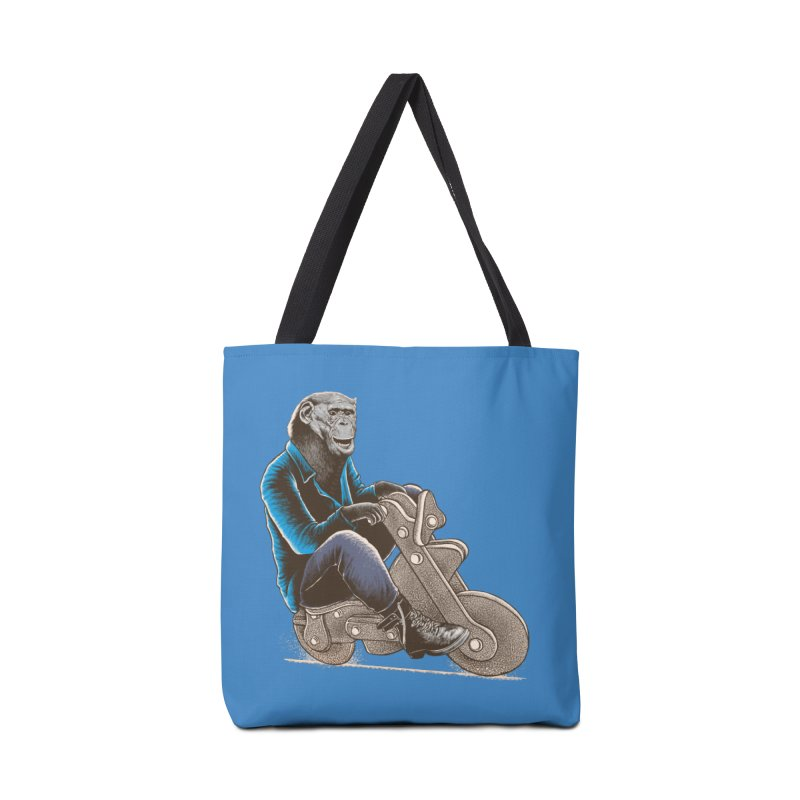Happy Chimp Accessories Tote Bag Bag by barmalisiRTB