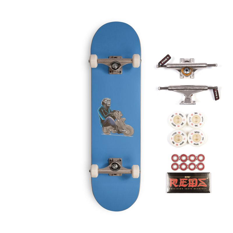 Happy Chimp Accessories Complete - Pro Skateboard by barmalisiRTB