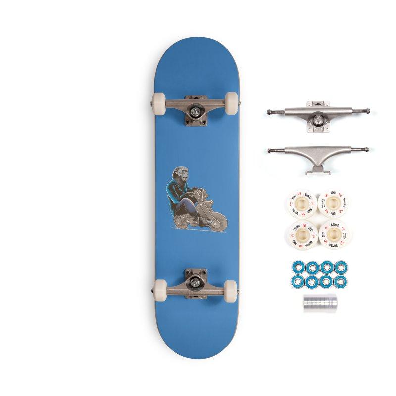 Happy Chimp Accessories Complete - Premium Skateboard by barmalisiRTB