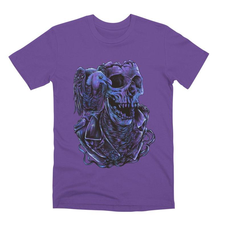 Revived skull Men's Premium T-Shirt by barmalisiRTB